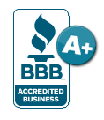 Reverse Mortgage USA has an A+ rating with the bbb!